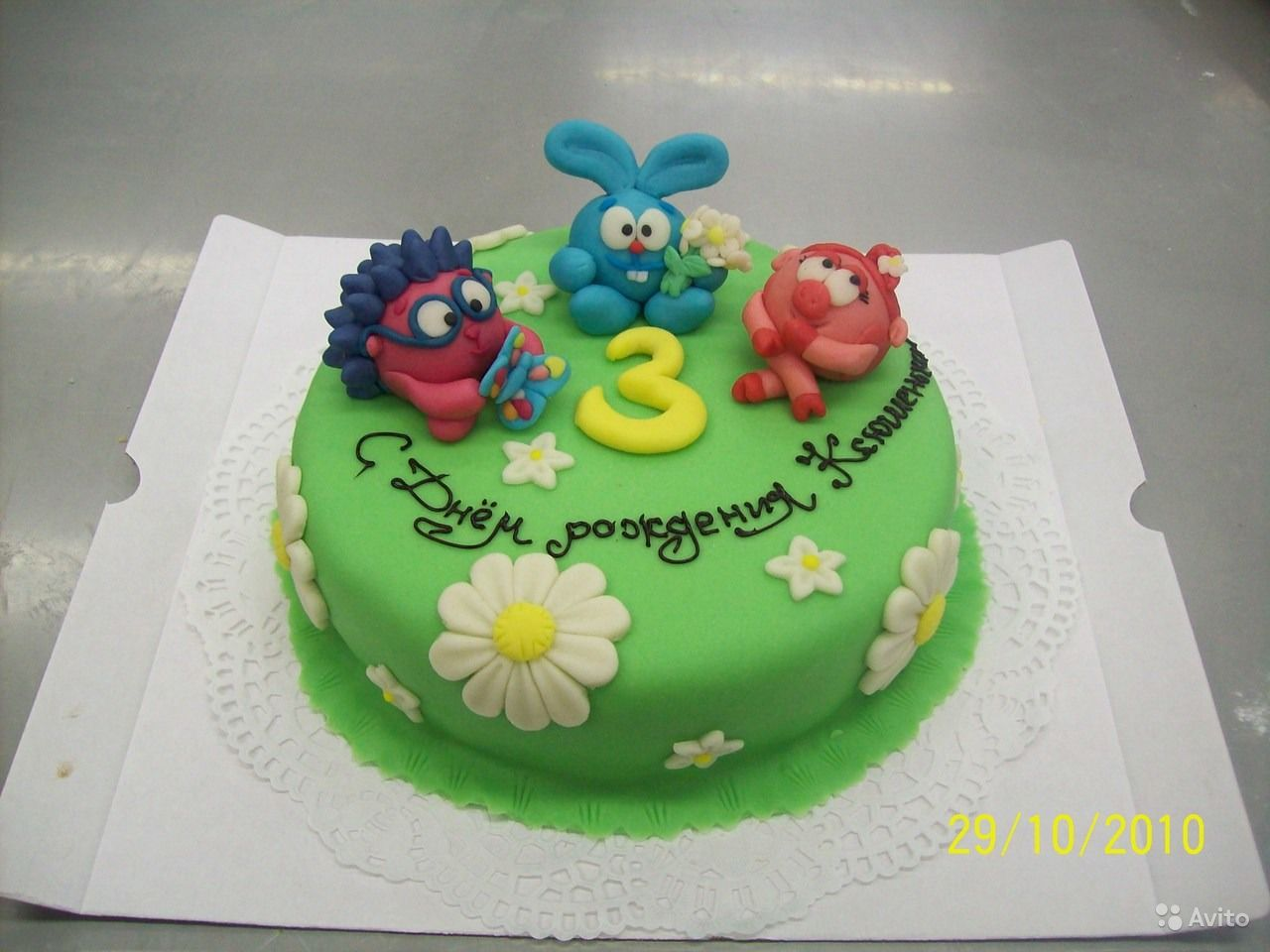 Детский торт из мастики для мальчика своими руками фото рецепт 55
