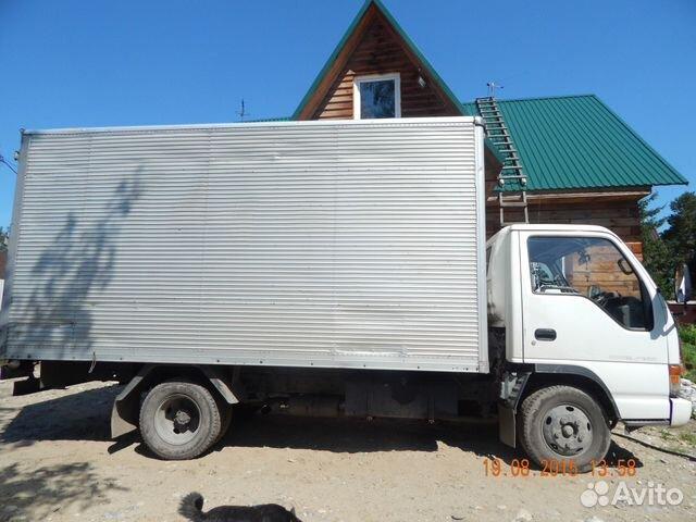 Ответственный, коммуникабельный мужчина 37 лет, ищу работу водителя с личным грузовиком до 3,5 тонн
