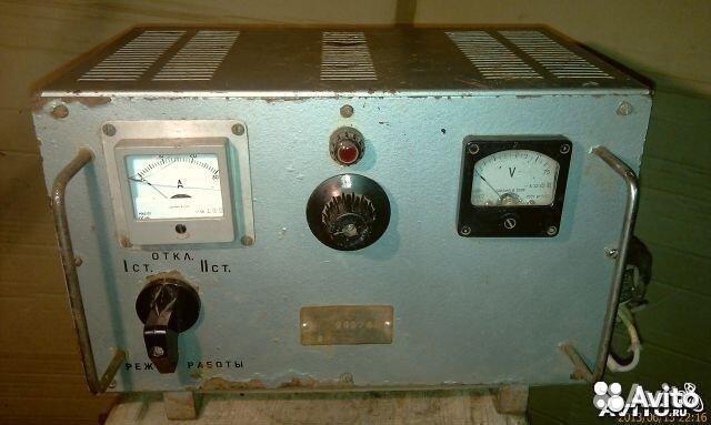 Зарядное устройство вса-5К