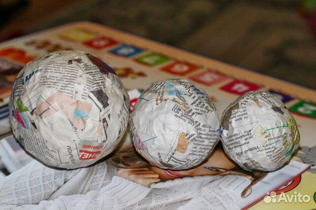 Как сделать свой шар