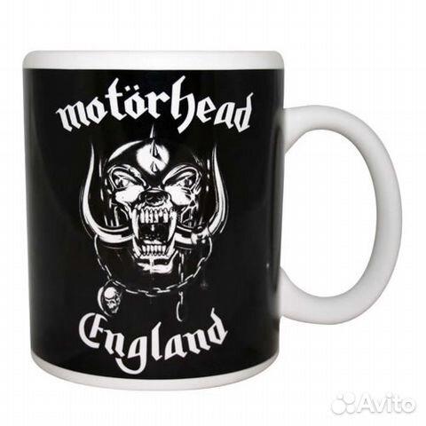 Motorhead Logo - кружка