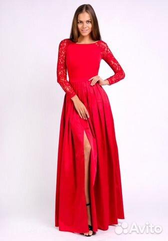 Длинные платья для девушек с маленьким ростом