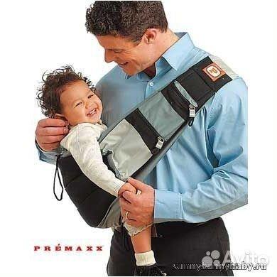 Сумка слинг для ребенка