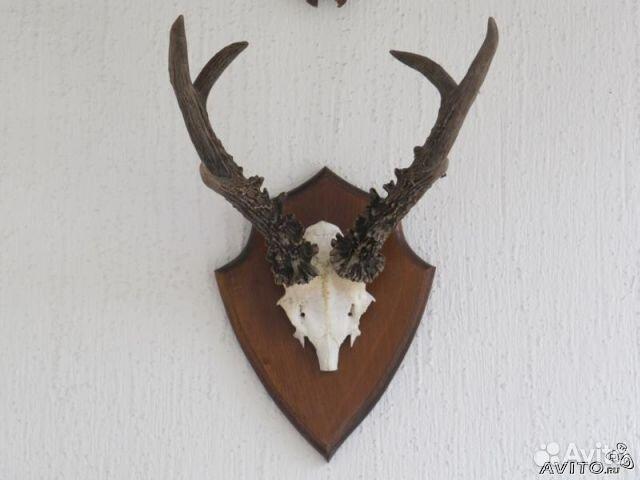 Медальоны для рогов своими руками