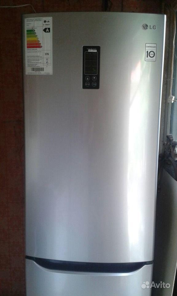 Холодильник lg ga e409slra фото