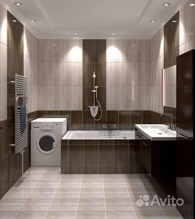 Ремонт и отделка ванной Плиточник гарантия 5 лет купить на Вуёк.ру - фотография № 1