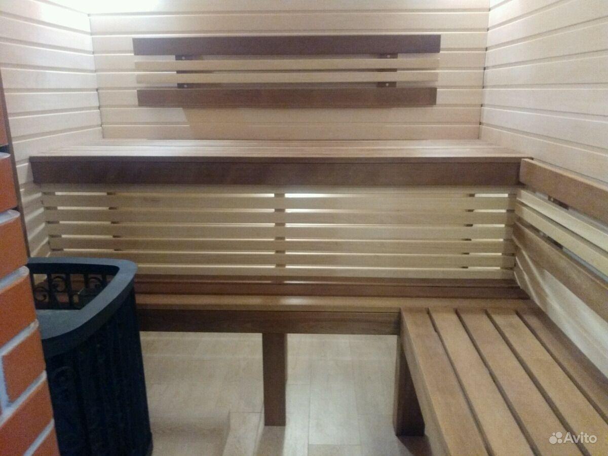 Профессиональная внутренняя отделка бань,саун,домо купить на Вуёк.ру - фотография № 5