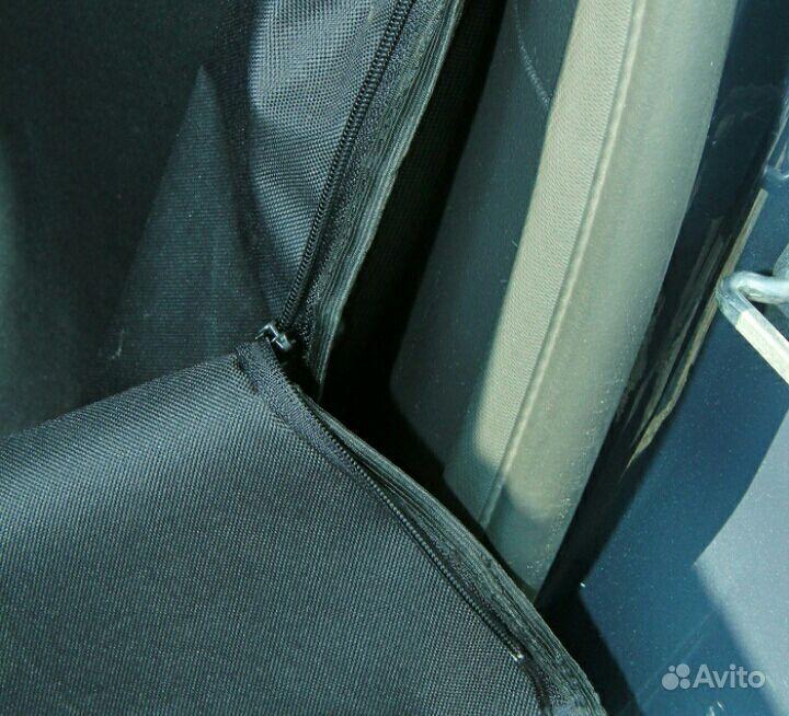 Автонакидка для собак на заднее сиденье в Тюмени - фотография № 8
