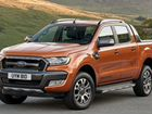 Пикап Ford New Ranger III Pick up - Крышка кузова
