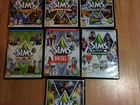 Диски the sims 3