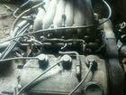Двигатель Mitsubishi galant 6a11 1.8 v6