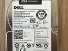 Диск dell 10K HDD v8 SAS 300GB Новый