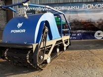 Мотобуксировщик Pomor L 500