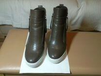 Ботинки женские с мехом — Одежда, обувь, аксессуары в Санкт-Петербурге