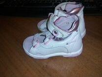 Продам детские сандалии, натуральная кожа