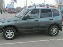 Chevrolet Niva, 2006 г., Ярославль