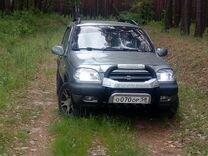 Chevrolet Niva, 2007 г., Саратов