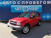 Chevrolet Tracker, 2001 г., Ярославль