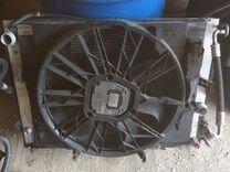 BMW E60 Вентилятор охлаждения двигателя