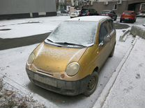 Daewoo Matiz, 2002 г., Екатеринбург