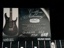 Music Man John Petrucci Signature BFR Custom Shop