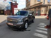 Chevrolet Tahoe, 2012 г., Москва