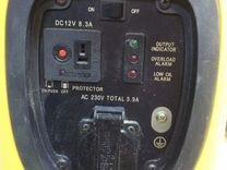 Бензиновый генератор Kipor IG1000 (14)