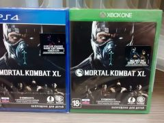 Mortal Kombat XL для PS4 Xbox One Рус