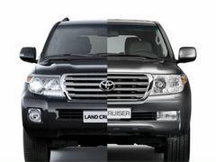 Toyota Land Cruiser 200 2008-2015