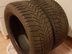 Зимняя резина dunlop SP winter sport 4D 245/50/R18