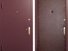двери железные 12 тыс