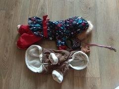 Одежка и поводок для собачки на 3-6 кг. торг