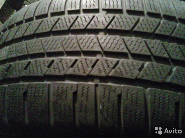 Шины 275/40r20 Continental CrossContact— фотография №1