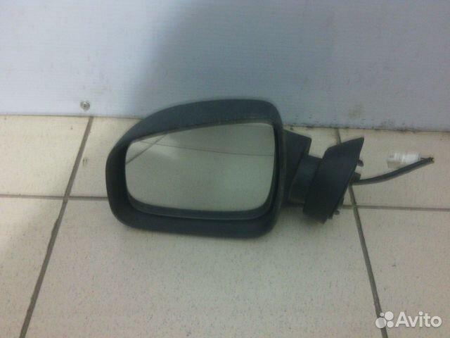 Зеркало заднего вида для рено логан