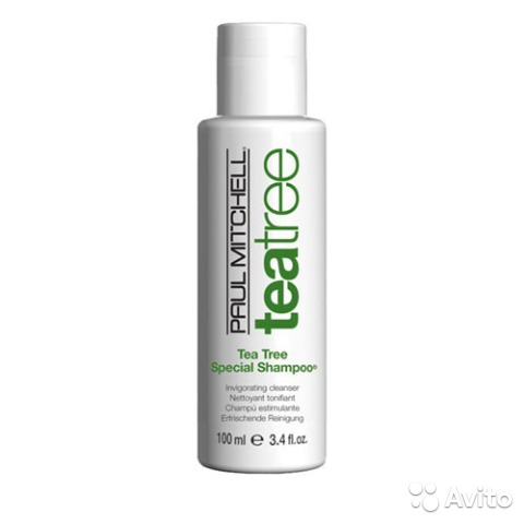 Tea Tree Shampoo Paul Mitchell— фотография №1