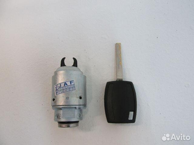 Личинка замок капота на форд фокус 1