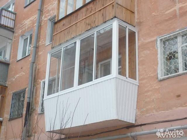 Балконы с выносом хрущевки фото.