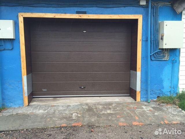 ворота гаражные мурманск