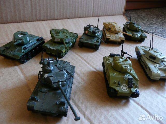 Модели танков в масштабе 1/72. Точные копии танков купить 4