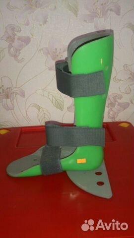 лангета на ногу фото