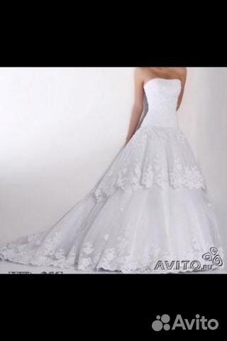 3237391b007dba1 Свадебное платье, которое не было в загсе купить в Санкт-Петербурге ...