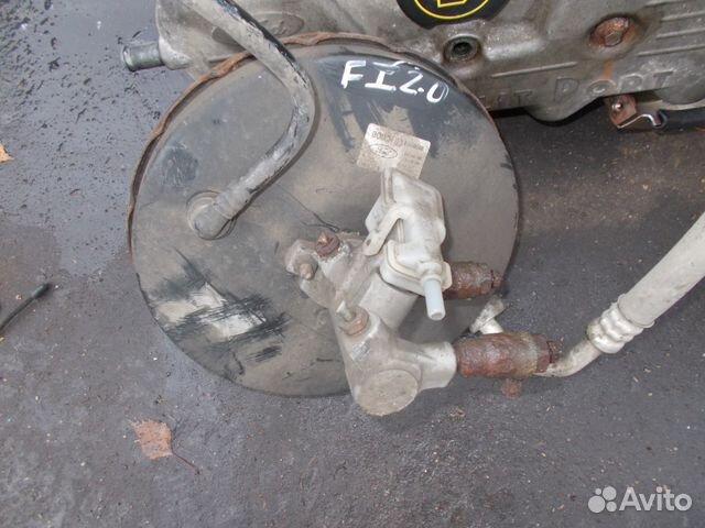 Форд фокус 1 главный тормозной цилиндр