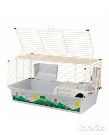 купить клетку для морской свинки в спб