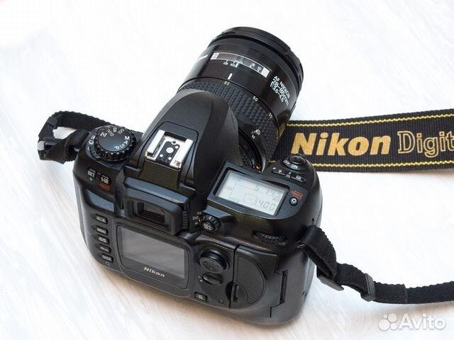 инструкция Nikon D100 - фото 5