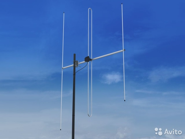 Антенны для дальнего приёма УКВ FM 88-108 мГц