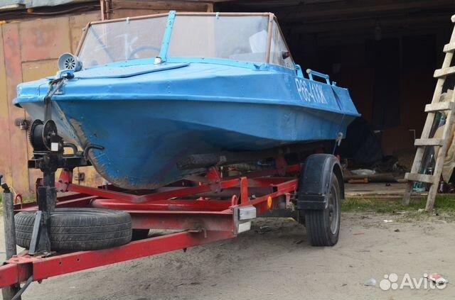 лодки бу цена в хмао