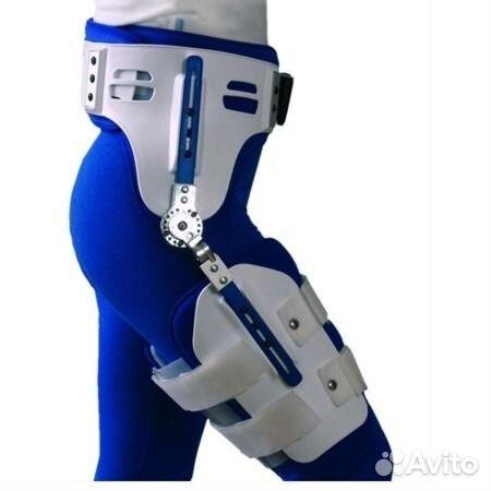 Б/у ортез тазобедренного сустава утолщение суставов рук