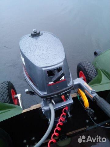 лодочный мотор yamaha 4 acmhs цена