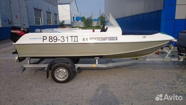 новая лодка казанка 5м7 цена новая