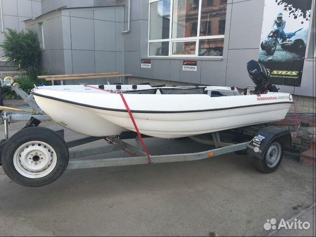 продам моторную лодку саратов